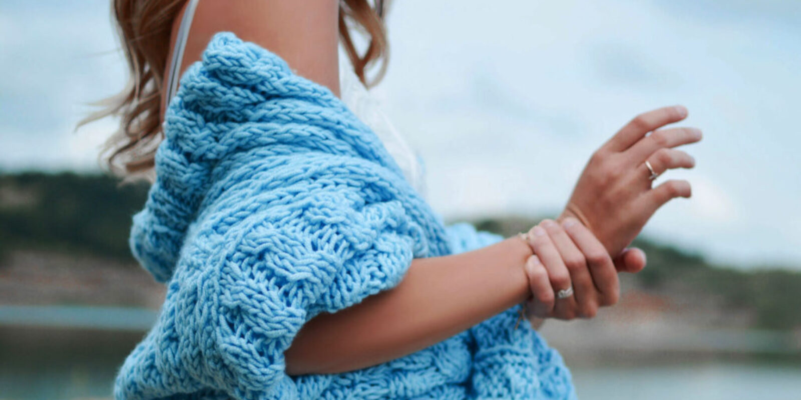 The Perfect Summer Sweater